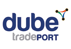 dube trade port logo