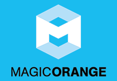 magic orange logo